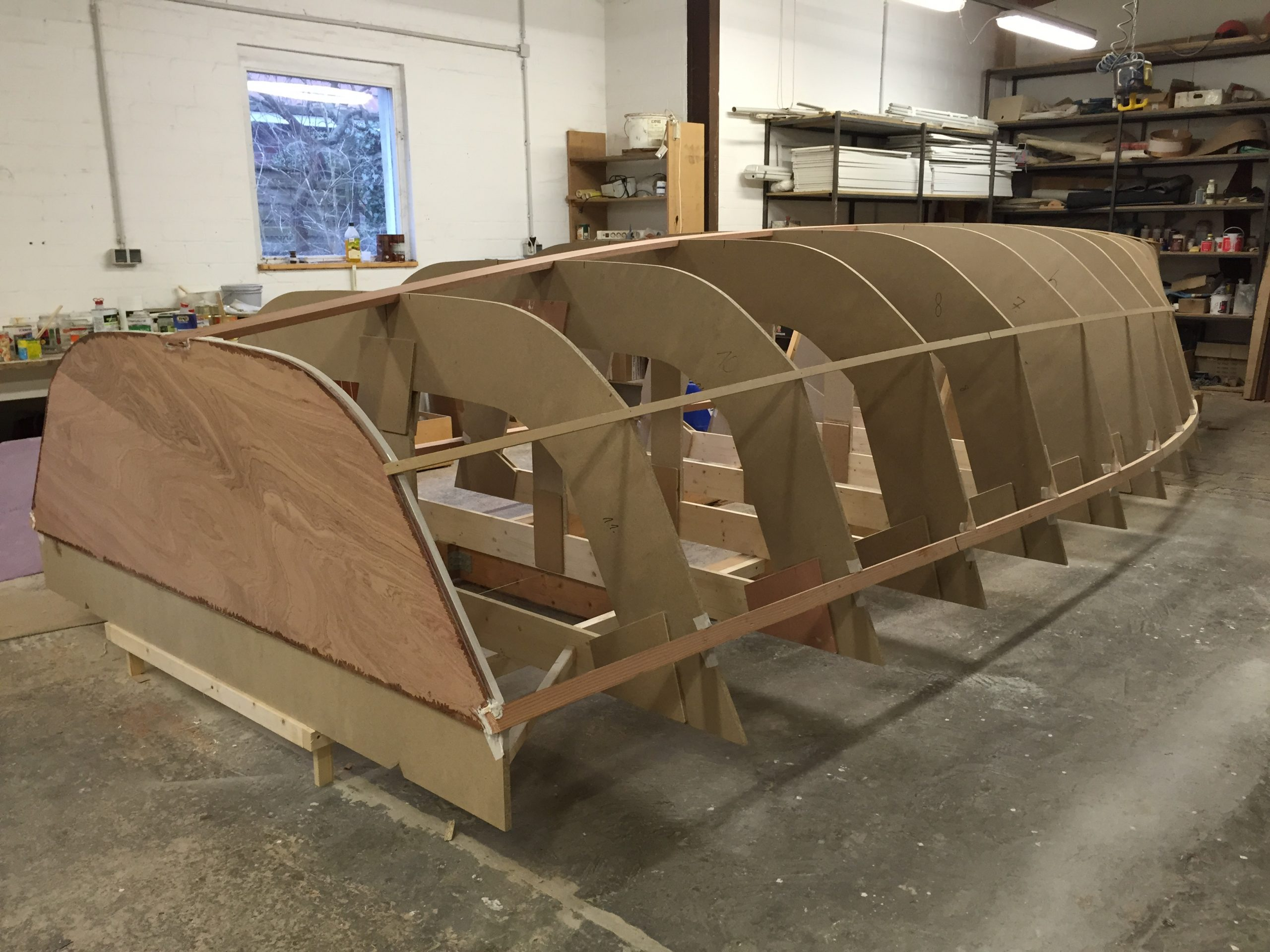 Bootsbau und Tischlerei
